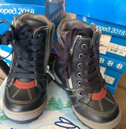 Kapika μπότες αστράγαλο