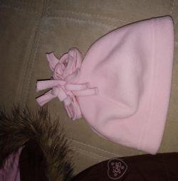 1,5-2 yaşındaki kızlar için şapka