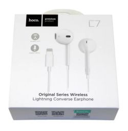 HOCO L7 Headset with Lightning iPhone 7, 8 Connector