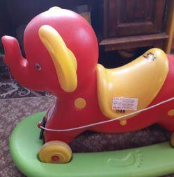 Elephant balansoar
