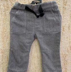 Zara pantaloni izolați
