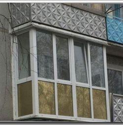 Plastik pencere