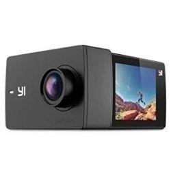 Xiaomi Yi κάμερα δράσης 4K (μαύρο)