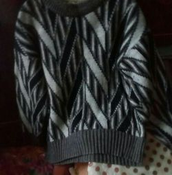 Sweater, imported, woolen, very beautiful, combination
