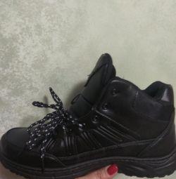 Winter men's boots size 44