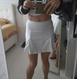 Спідниця-шорти для великого тенісу
