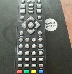 Απομακρυσμένη για DVB-T2