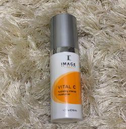 Image skincare vital c hidratant intensiv smântână