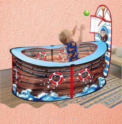 Children's playpen Pirate Ship