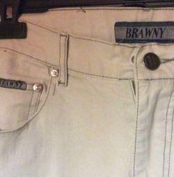 Брендовые джинсы размер 30
