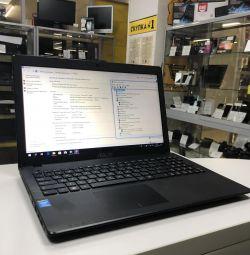 Ноутбук asus Intel 2117U/4Gb/nvidia 710M 1Gb