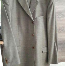 New men's suit р.56