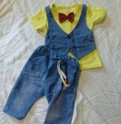 Costum pentru copii al râului 68