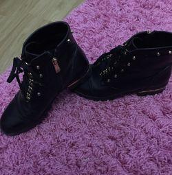 Μπότες μποτών μπότες ❤️