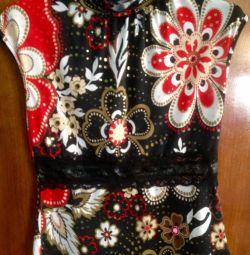 Блузки 46 размер