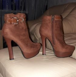 Ankle boots new 37 sizes.