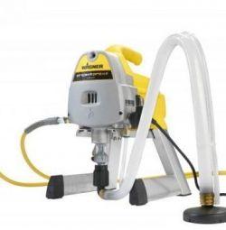 Network spray gun WAGNER Project Pro 117