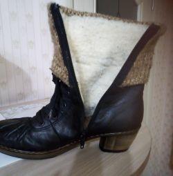 μπότες-μπότες