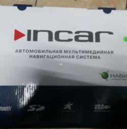 araba radyo INCAAR CHR2277BL (2637)