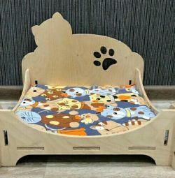 Κρεβάτι γάτας №4