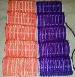 Velcro maşaları