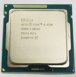 Intel Core i5-3550 Ivy Bridge processor, warranty