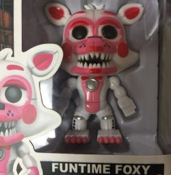 Figurine from the game Five Nights at Freddie