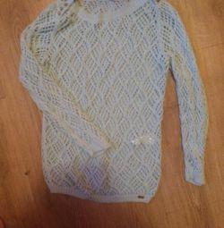 Ασημένια μπλούζα s