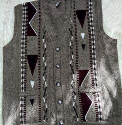 Jacheta pentru bărbați fără mâneci