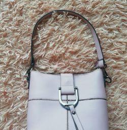 Τσάντα γνήσιο δέρμα