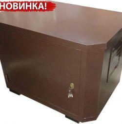 Minicontainer pentru generator 1200x900x800 K-2