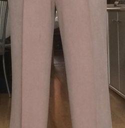 New men's summer trousers 48р