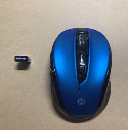 Wireless Smartbuy SBM-612AG-BK Noise Mouse