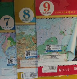 Geography Atlases
