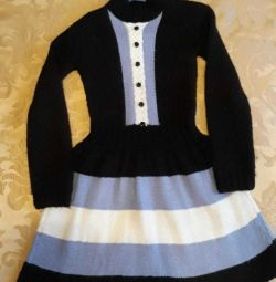 Îmbrăcăminte tricotată din mână 128