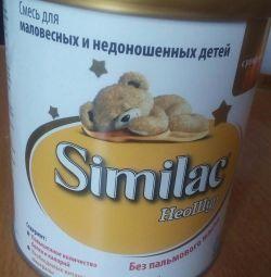 Mixture of Similac