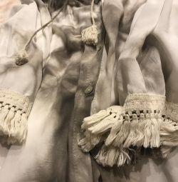 Красивая блузка Италия новая