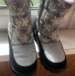 Παιδικές χειμωνιάτικες μπότες Milton