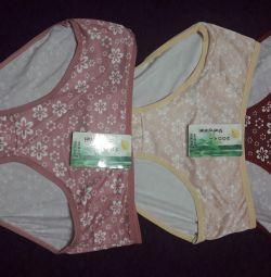Women's underpants, s.48-50