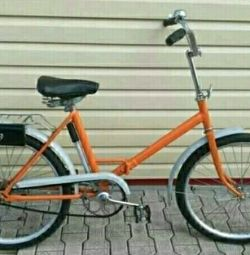 Велосипед Салют пр-ва СССР