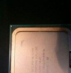 E 7500 DUAL-CORE processor