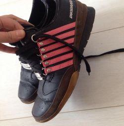 Sneakers dsquared originale din Italia