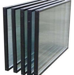 double-glazed window 65.5 x 122 cm