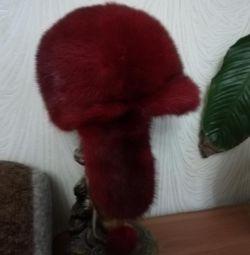 Pălăria Mink !!!!