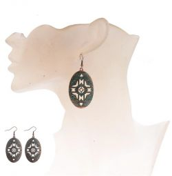Ethnic earrings. Newest