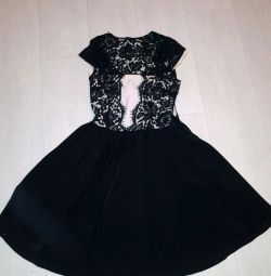 NEW Dress elegant teenage