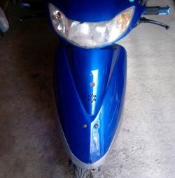 Honda Dio 34 moped