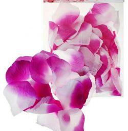 Новый набор искусственных лепестков роз