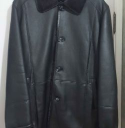 sheepskin coat 56-58