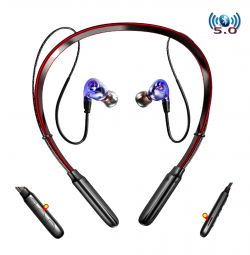 🔥 Bluetooth 5.0 Ακουστικά Ακουστικά X9 Μπλε